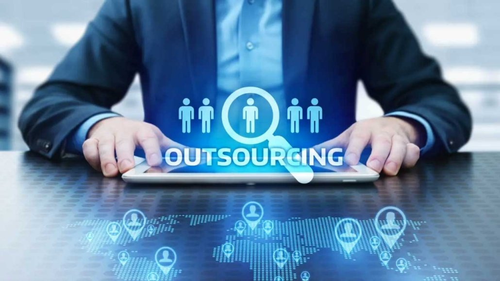 Near Contact The Different Types of Outsourcing